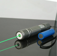 Green No No NEW 20000mw Green Laser Pointer with 5caps Laser pen Focus Lighting a match With battery and charger