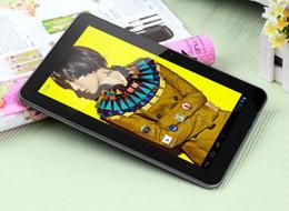 DHL freeshiping Quadcore Sanei N903 9 pulgadas capacitiva Android 4.4 Allwinner A23 Tablet PC de doble cámara desde dhl de la tableta de 8 gb fabricantes