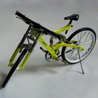 Wholesale Mini Bicycle Model demension with high quality arts collector outdoor bike model