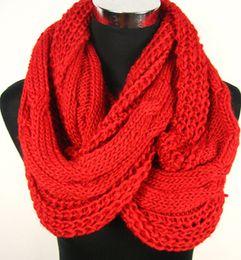 NECK WARMER Ring scarf Neck Scarf SCARVES 10pcs lot hot #2385
