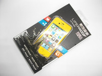 Wholesale Promotion Yellow Waterproof Case For Apple iPhone S