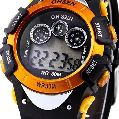 ohsen mens sport watches digital led waterproof alarm lady kid ohsen mens sport watches digital led waterproof alarm lady kid orange rubber wrist watch ohs047 casual silicone lcd online 14 07 piece on m2c outlet s
