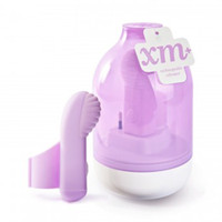 Halloween   Purple color Sex Finger Toy America Ultrazone Midi Ring Vibrator 6 vibrationFancy Vibrating Massager