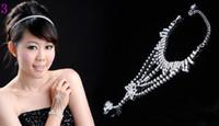 Cheap 2015 new Fashion Wedding jewelry sets for brides! bracelets & rings set ! charm jewelry.Bridal jewelry! Wedding jewelry!