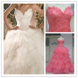 Wholesale 2012 Sexy New Floor length Fashion Dresses Sweetheart ruffles Party Wedding Dresses LF06