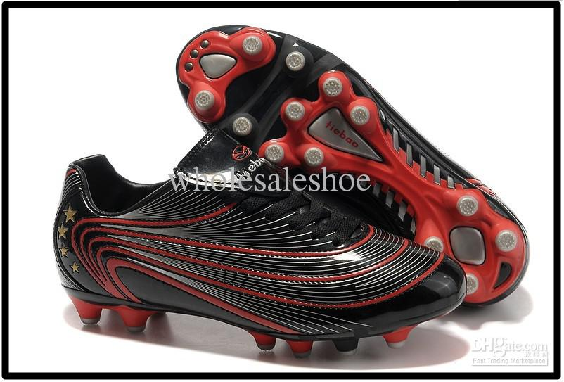 Men Best Soccer Boots Soccer Cleats Hard Ground Soccer Shoes ...