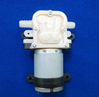 Wholesale 545 Micro Water Pump High Lift V DC Self priming Diaphragm Pump Chemical Fish Tank Pumps Aquarium