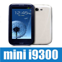 Wholesale mini i9300 TV dual sim qand band inch unlocked efit cheap cell phone S3