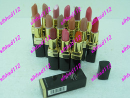 Wholesale New Different Colors Hydrating Creme Makeup Lipstick G
