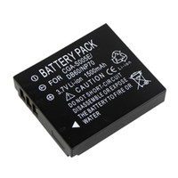 Wholesale Camera Battery Best replacement for original Panasonic CGA S005 Leica BP DC4 E1030P
