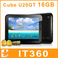 Wholesale Cube U20GT inch IPS Screen Android Tablet PC RK3066 Dual Core GHz GB Dual Camera
