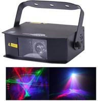 Wholesale Creative Laser Polar Light mW nM Green mW nM Red w Blue Led DJ Equipment Lumia MK2