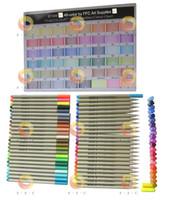 Wholesale Color Fine Liner Pen Set mm Assorted Set of Sketch Fineliner colored pens