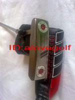Wholesale hot black colors golf clubs golf putter New model model inch free ship