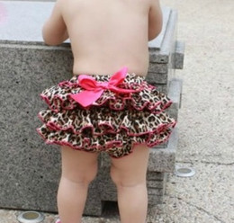 Wholesale baby girls bloomers pants BB pants PP warmers infant short skirt panties underpants nappy cover P201