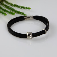 Unisex beautiful indian men - Beautiful genuine leather charms bracelets jewelry for men and women unisex