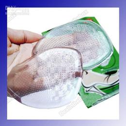 300pairs lot,High heels silicone gel elastic cushion forefeet,foot pad,best-selling