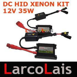 Free Shipping HID Xenon Ballast Kit DC Ultra Slim Ballast 12V 35W