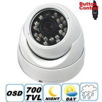 Wholesale 1 quot SONY Effio TVL IR LED mm Wide Angle View Security Camera