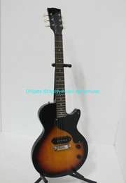 Wholesale Newest junior single cutaway Sunburst Electric Guitar High Quality Best Selling
