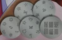 Nail Art Stamping Kit   5Sets DIY Beauty Nail Wholesale Nail Salon Express Nail Art Stamping Kit Nail Stencil Kit