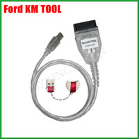 Wholesale Latest Ford KM Tool CAN BUS by OBD Auto Mileage Change Odometer Correction Tool Fast Shipping OBD08
