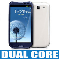 Wholesale MTK6577 i9300 Android GPS Inch WIFI MP G S3 i9377 Dual Core f9300 Unlocked G Smart Cell Phone