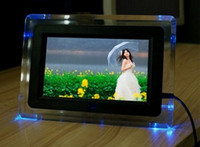 Wholesale 7 quot Inch belt light multi function Digital Picture Photo Frame MP3 Movie G x234