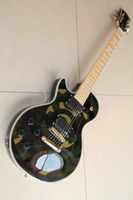 Wholesale 2012 new arrival customzakk electric guitar color full colored in left handed in stock
