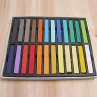 Wholesale 2015 Fashion Hot Selling Hair Dye chalk Cool Party Decoration Colors Fashion Hot Fast Non toxic Temporary Pastel Hair Dye Color Chalk