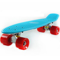 Wholesale Penny Australia Complete quot Mini Cruiser plastic longboard Kid Gift Penny Skateboard