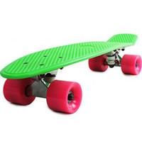 Cheap Bat Board skateboard Best Plastic 22 inch kidskateboard