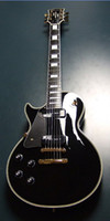 Wholesale best Vintage nice Guitars black custom shop Electric Guitar with p90 pickups New Style Free