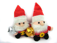 Wholesale Santa Claus Plush Doll Speakers for PC amp Laptops Cute Speakers Christmas Gift