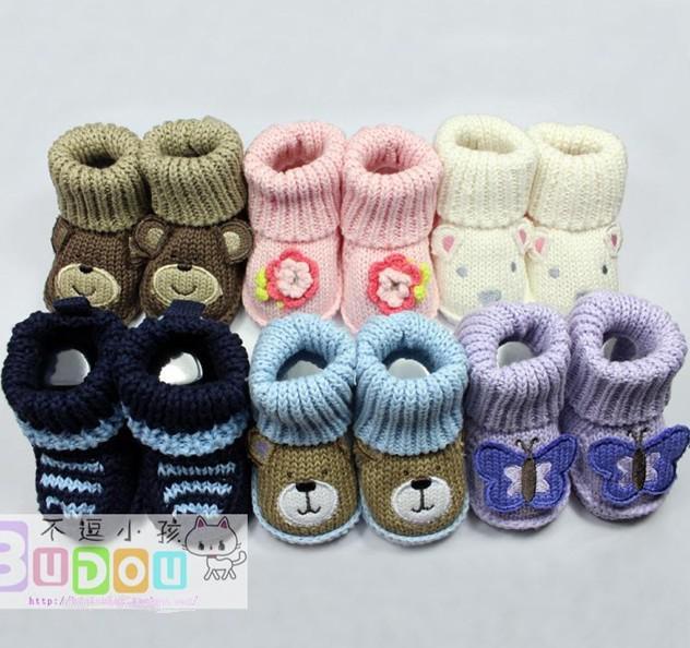 NB Baby Booties Crochet Pattern Animal Peppy Crochet ...