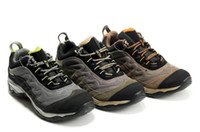 Wholesale French style breathable outdoor leather casual hiking shoes running shoes size big promotion