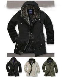 Wholesale Men s Cotton Padded Clothes Mens Jackets and Coats Men Hoodies Jacket Men Winter Coat hot selling vv