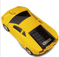 car shape wireless mouse - New Arrival ghz wireless optical mouse car shape wireless mouse AB2323