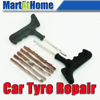Wholesale New Auto Car and Tubeless Van Tyre Puncture Repair Kit CF
