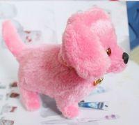 Dogs novelty gifts and toys - Lovely Electronic Barking Animal Dog Toy Moving Forward and Backwards Novelty Gifts