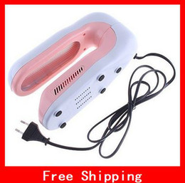 Wholesale Beautiful W Nail Gel UV Curing Dryer UV Light Degrees Rotation Nail Art UV Lamp