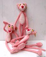 Forrest Animals nici - Nici pink panther powder plush toy doll birthday gift wedding gift