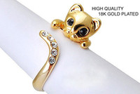 Wholesale Hot sale Fashion Lovely cat ring LM R001