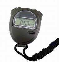 Wholesale New Professional Chronograph Digital Timer Stopwatch Sport Counter Black