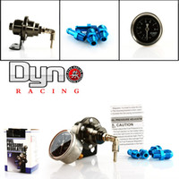 Wholesale Dyno TOMEI Fuel Pressure Regulator Fuel Regulator With black Gauge