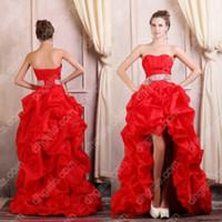 short front long back dresses - Hot Short Front Long Back Sequin Open Back Prom Evening Dresses