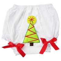 Wholesale infant girls chiffon ruffle bloomers nappy cover panties underpants pettipants christmas gifts P215
