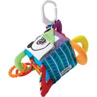 Lamaze Peekaboo Bébé Jouet Lamaze Blocs De Tissu Jouets En Peluche Infantile Peek-a-Boo Surprise Tissu Cube