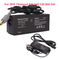 Wholesale Replacement Laptop Adapter For IBM Thinkpad T60 X60 Z60 R60 Z61 Black Ship From USA N7304