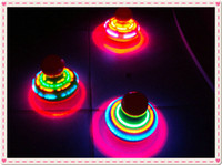 Wholesale best price Music flash light gyroscope gyroscope colorful flash LED s Gyro